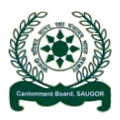 Saugor Cantt Board