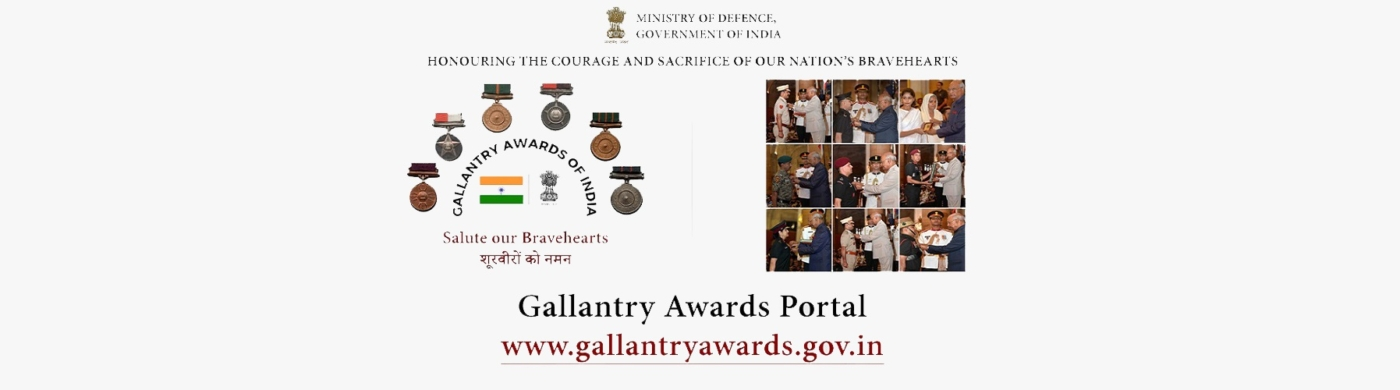 Click to open Gallantry awards page